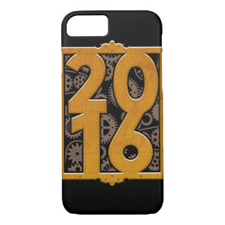 Vintage Steampunk 2016 iPhone 8/7 Case