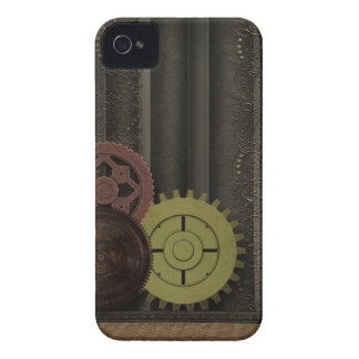 Vintage SteamPunk Blackberry-Bold-9700-9780 iPhone 4 Cover