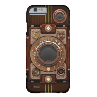 Vintage Steampunk Camera Barely There iPhone 6 Case