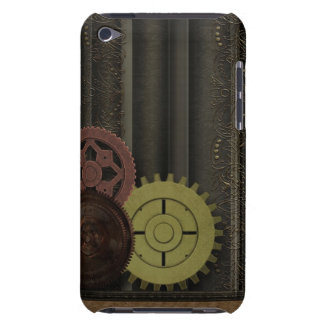 Vintage SteamPunk Gears Case-Mate iPod Touch Case-Mate iPod Touch Case