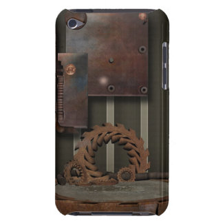 Vintage SteamPunk Gears Hinges iPod-Touch iPod Touch Cover