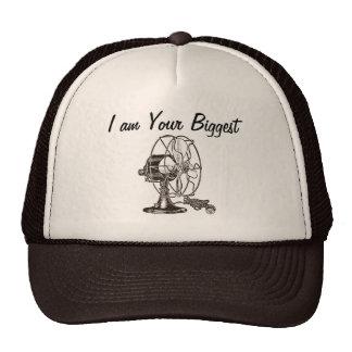 Vintage Steampunk I Am Your Biggest Fan Hat