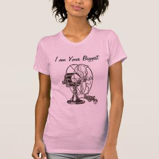 Vintage Steampunk I Am Your Biggest Fan T Shirts