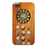 Vintage Steampunk Phone