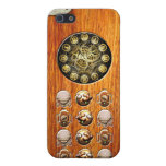 Vintage Steampunk Phone iPhone 5/5S Covers