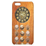 Vintage Steampunk Phone iPhone 5C Cover