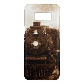 Vintage Steampunk Railroad Antique Steam Train Case-Mate Samsung Galaxy S8 Case