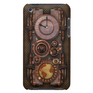 Vintage Steampunk timepiece v2 iPod Touch Case-Mate Case