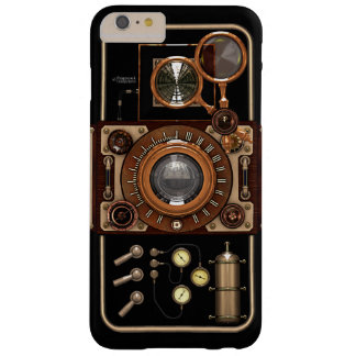 Vintage Steampunk TLR Camera #2B Barely There iPhone 6 Plus Case