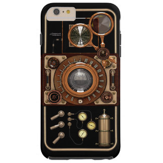 Vintage Steampunk TLR Camera #2B Tough iPhone 6 Plus Case