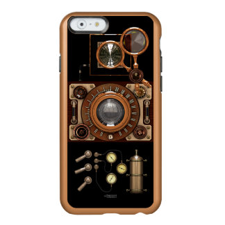 Vintage Steampunk TLR Camera #2B Incipio Feather® Shine iPhone 6 Case
