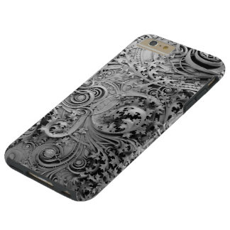 Vintage Stencil Sullivan Pattern Tough iPhone 6 Plus Case