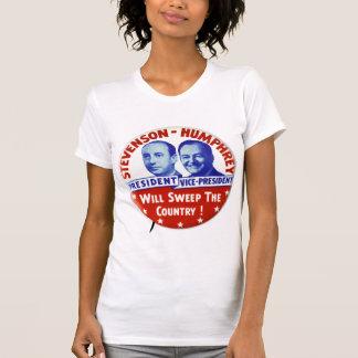 Vintage Stevenson Humphrey Campaign Button T-shirt