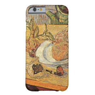 Vintage Still Life, Vincent van Gogh Impressionism Barely There iPhone 6 Case