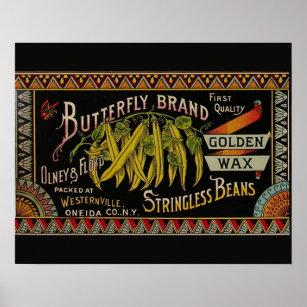 String Bean Art & Wall Décor | Zazzle com au