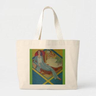 Vintage Style 1931 Jumbo Tote Bag