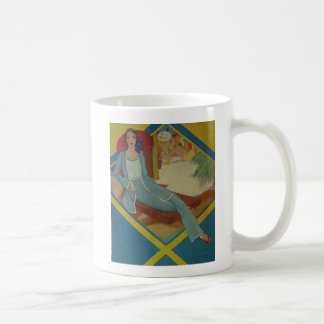 Vintage Style 1931 Classic White Coffee Mug