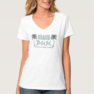 Vintage Style Beach Bum T-Shirt