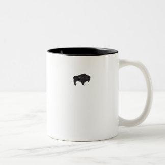 Vintage-style Bison Mug