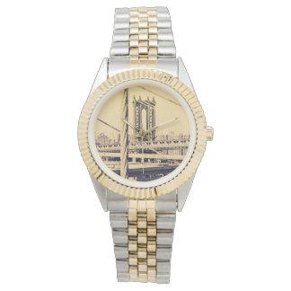 vintage style, Brooklyn Bridge Watch