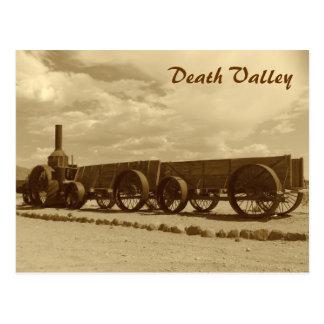 Vintage Style Death Valley Postcard! Postcard