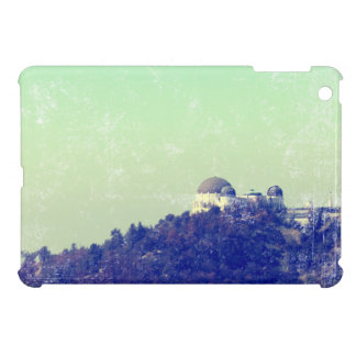 Vintage Style Griffith Observatory 2 iPad Mini Covers