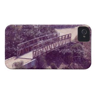 Vintage Style Hogback Trail Bridge Case-Mate iPhone 4 Case