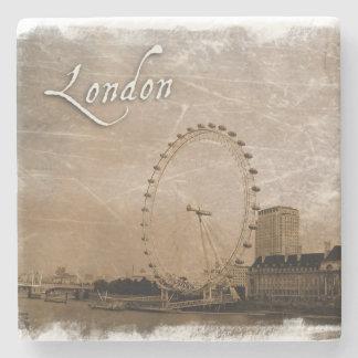 Vintage Style London coaster