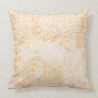 Vintage Style Pattern Pillow