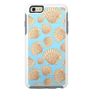 Vintage Style Seashell Pattern OtterBox iPhone 6/6s Plus Case