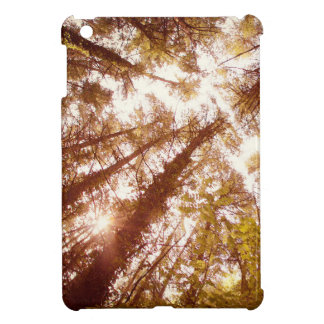 Vintage Summer Trees Case For The iPad Mini