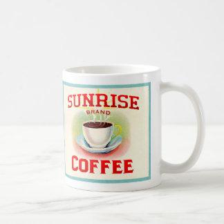 Vintage Sunrise Coffee Mug