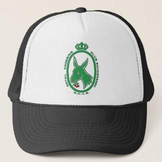 Vintage Supporter' S Hat - Crossing Schaerbeek