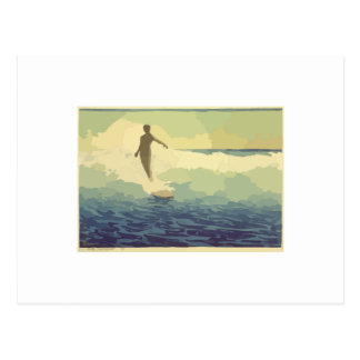 Vintage Surfing Post Cards