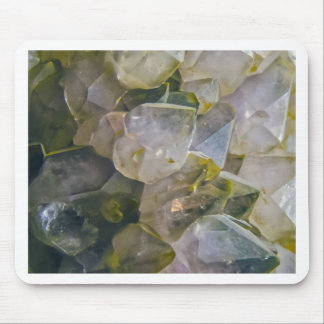 Vintage Swamp Crystals Mouse Pad