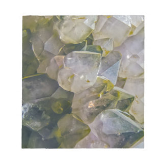 Vintage Swamp Crystals Notepad