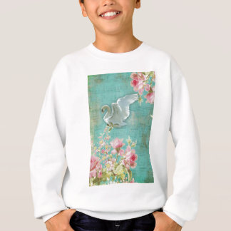 Vintage Swan Sweatshirt