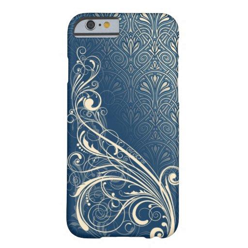 Vintage Swirls iPhone 6 case