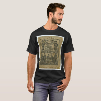 Vintage T-shirt Lewis 1865 little Book old school