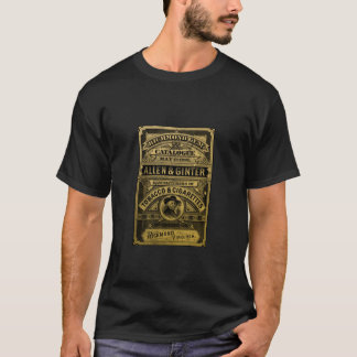 Vintage Tabacco Cigar Label T-Shirt