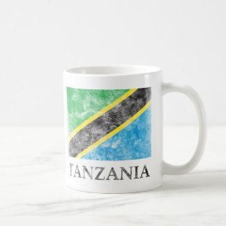Vintage Tanzania Coffee Mugs