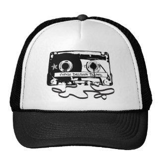 Vintage Tape SprayPaint Design.ai Trucker Hats