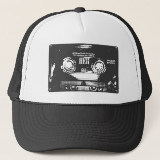 Vintage Tape Trucker Hat