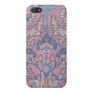Vintage Tapestry Oriental Rug iPhone 5 Covers