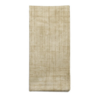 Vintage Tea Linen Print American MoJo Napkins