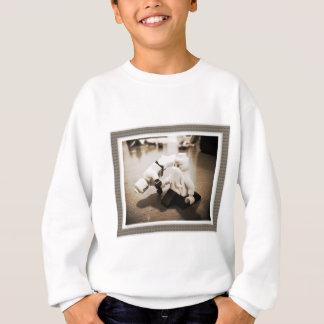 Vintage technique building block way sweatshirt