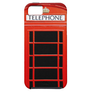 Vintage Telephone Booth Case For The iPhone 5