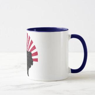 Vintage Texas Flare mug