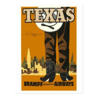 Vintage Texas Postcards