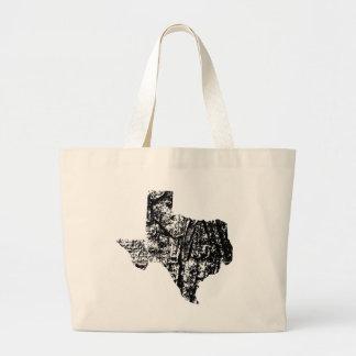 Vintage Texas Tote jumbo size Jumbo Tote Bag